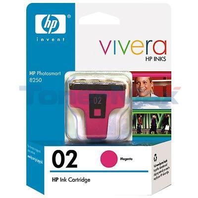 HP NO 02 INK MAGENTA 